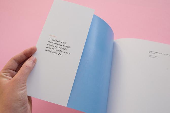spijt boek kaft